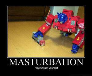 Optimus prim masturbation