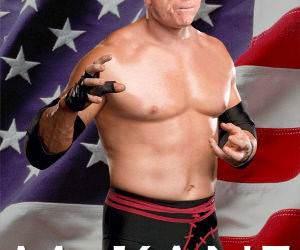 McKane - Wrestler
