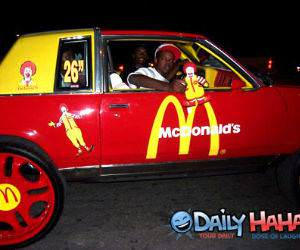 McDonalds Pimps