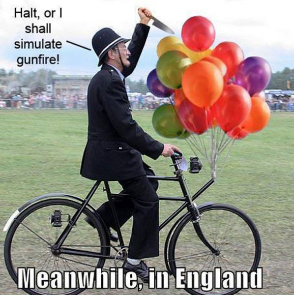 Meanwhile in England funny picture