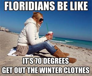 meanwhile in florida funny picture