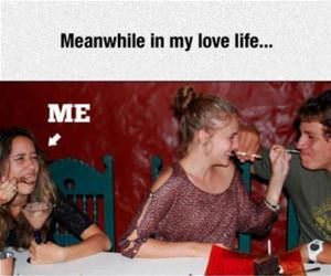 meanwhile in my love life funny picture