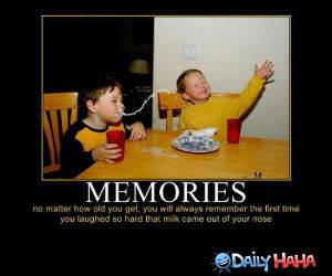 Memories funny picture