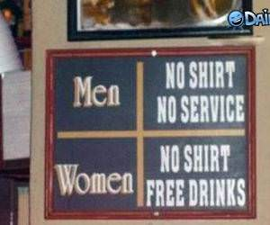 Quality Service funny picture