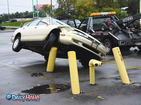 Messed up Parking