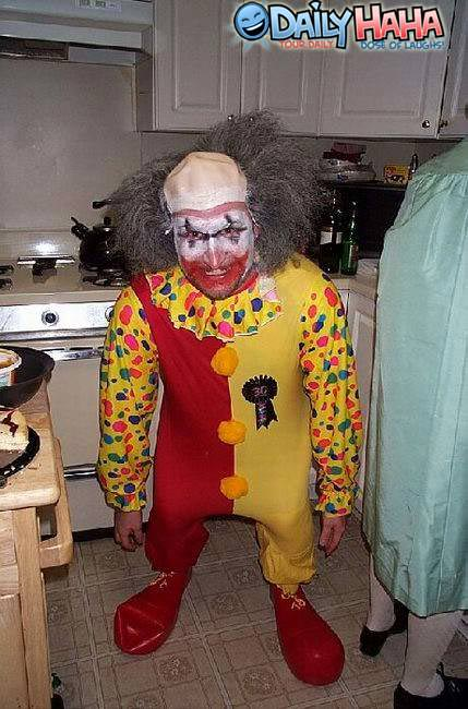 Weird Clown