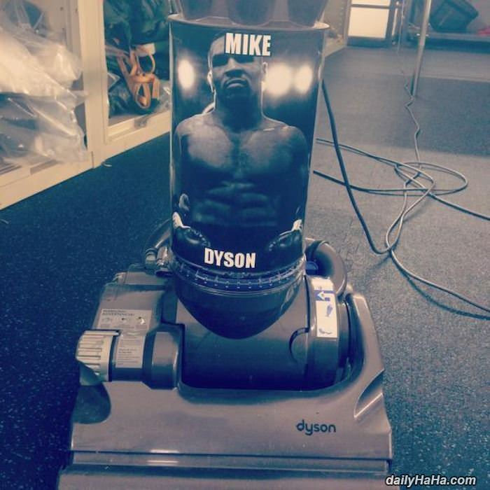 mike dyson funny picture