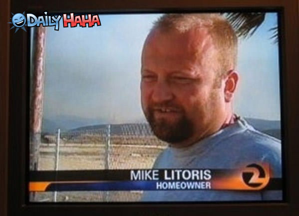 Mike Litoris - Homeowner