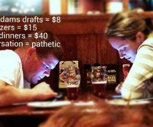 This is Modern Dinners funny picture