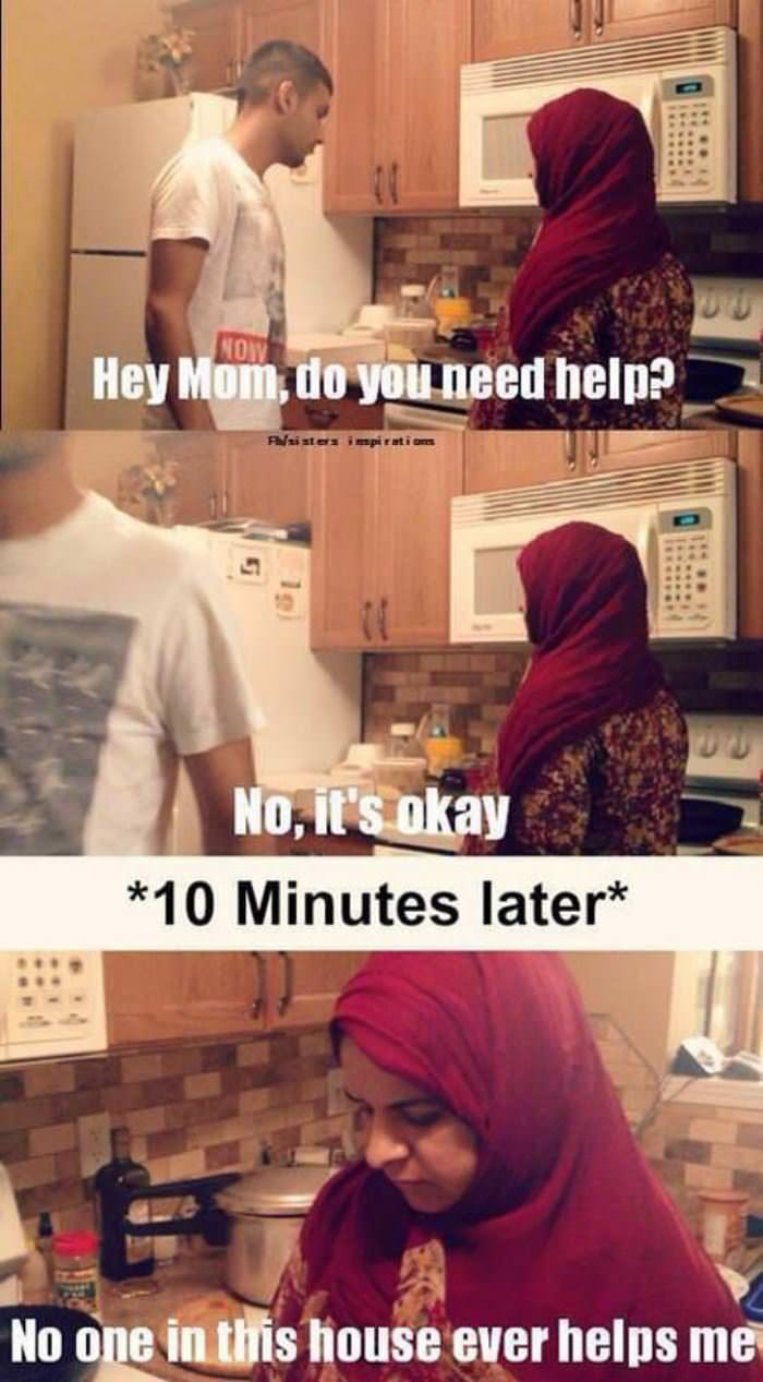 mom logic funny picture