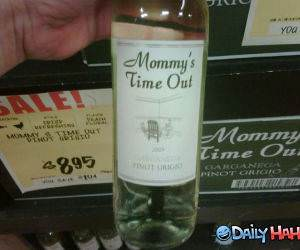 Mommys Time Out funny picture