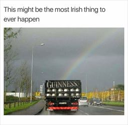 most irish thing ever