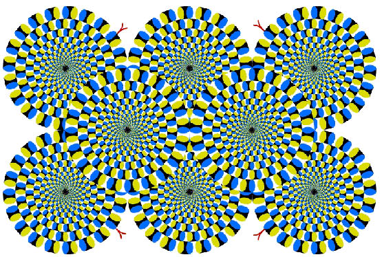 MOVIE CIRCLES ILLUSION