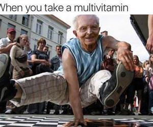 multi vitamins funny picture