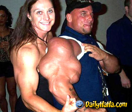 female steroid users
