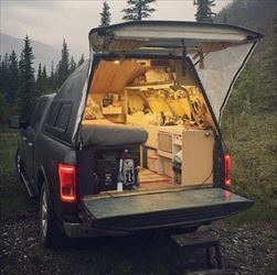 my camping truck