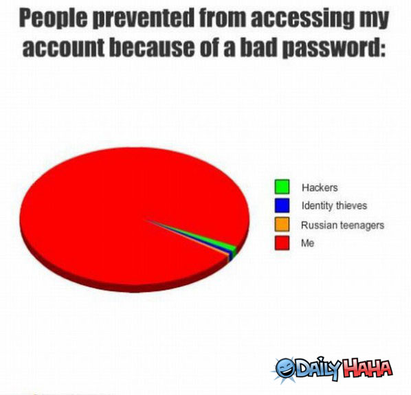My Password funny picture