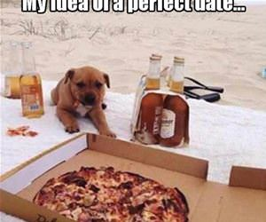 my idea of a perfect date funny picture