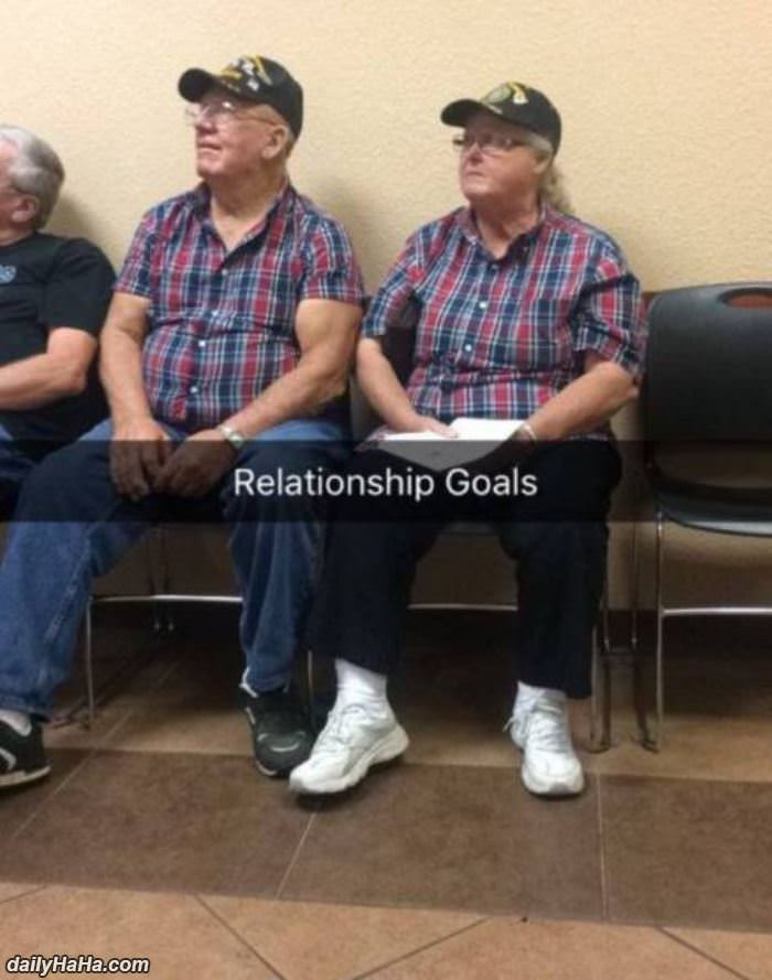 my relationship goals funny picture