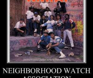 NWA in Da Hood funny picture
