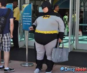 Fatman funny picture