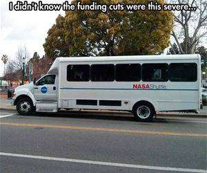 nasa funding cuts funny picture