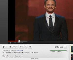 Neil Patrick Harris funny picture
