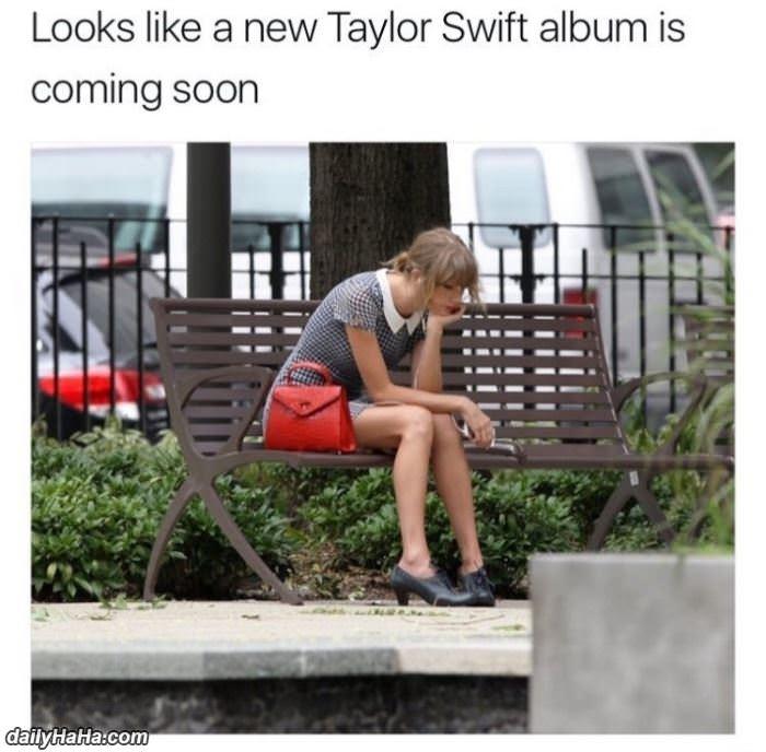 new taylor swift album must