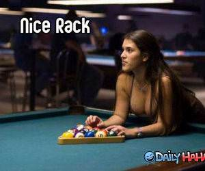 Nice Rack funny picture
