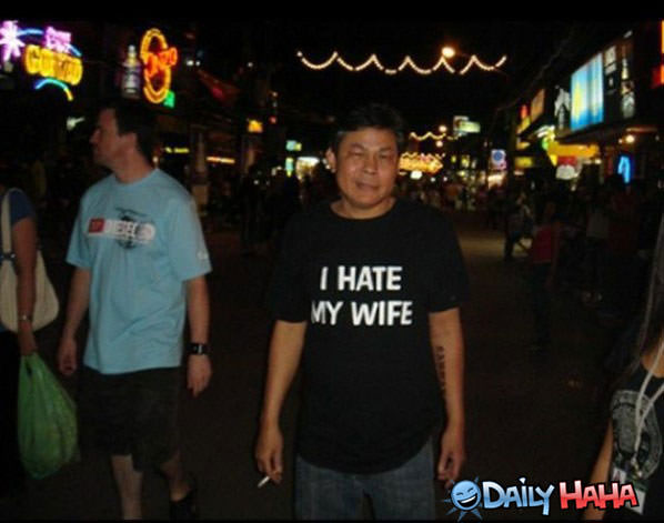 Nice Shirt Funny Picture