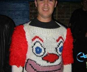 Funny lookin sweater