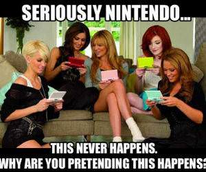Nintendo Ads funny picture