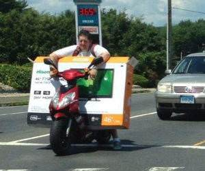 No Delivery funny picture