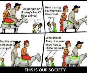 This is Our Society funny picture