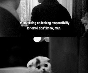 No Responsibility funny picture