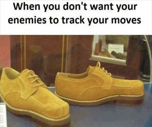 no tracking my moves