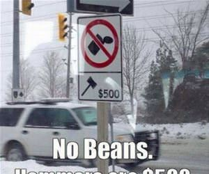 no beans funny picture