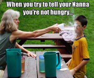 no i am not hungry funny picture