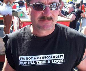 Not A Gynecologist T Shirt