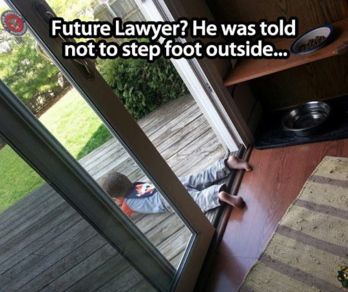 not one foot outside funny picture