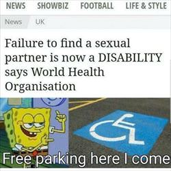 now a disability