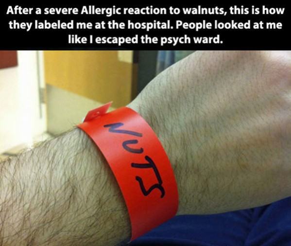 He_Has_a_Nut_Allergy_funny_picture