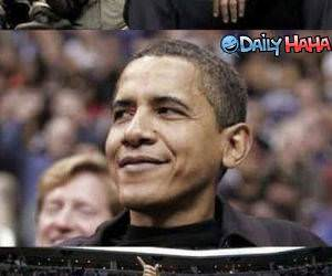 Obama Got Busted funny picture