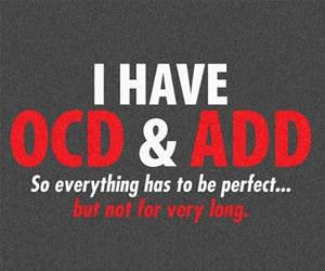 ocd-and-add funny picture