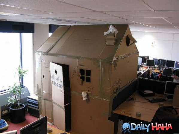 Office Fort