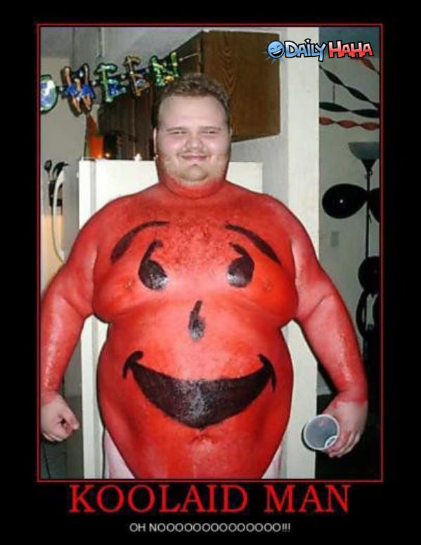 Oh No Koolaid Man