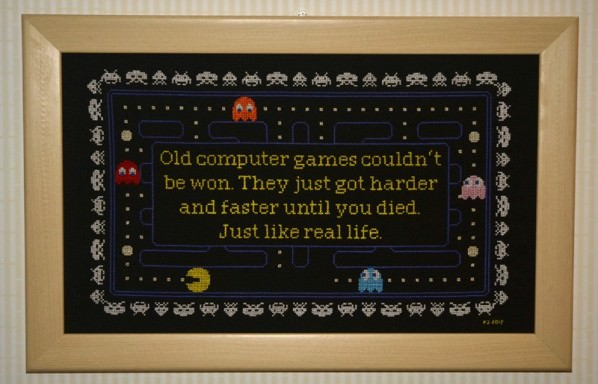 Old Computer Games funny picture