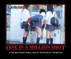 Million Dollar Shot Funny Picture
