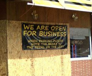 Open for Business funny picture