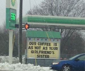 Our Coffee funny picture